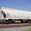 SMBC Rail Services LLC 2-Bay Trinity 3281 cu. ft. Covered Hopper No. 329408