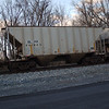 SMBC Rail Services LLC 2-Bay 3000 cu. ft. Covered Hopper No. 44643