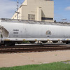 SMBC Rail Services LLC 5-Bay ARI 5650 cu. ft. Pressure Differential Centerflow Covered Hopper No. 15033