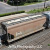 SMBC Rail Services LLC 2-Bay ARI 3272 cu. ft. Centerflow Covered Hopper No. 320068