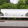 SMBC Rail Services LLC 2-Bay ARI 3258 cu. ft. Centerflow Covered Hopper No. 433832
