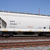 American Railcar Leasing 2-Bay ARI 3258 cu. ft. Centerflow Covered Hopper No. 433257