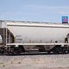 SMBC Rail Services LLC 2-Bay Trinity 3281 cu. ft. Covered Hopper No. 328062