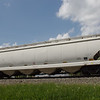 SMBC Rail Services LLC 4-Bay 5650 cu. ft. Covered Hopper No. 56316