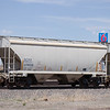 SMBC Rail Services LLC 2-Bay Trinity 3281 cu. ft. Covered Hopper No. 328058