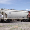 SMBC Rail Services LLC 2-Bay Greenbrier 3250 cu. ft. Covered Hopper No. 259