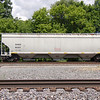 SMBC Rail Services LLC 3-Bay Covered Hopper No. 41137
