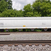 SMBC Rail Services LLC 4-Bay ARI Centerflow Covered Hopper No. 41758