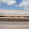 SMBC Rail Services LLC 4-Bay ARI Centerflow Covered Hopper No. 41986