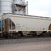 SMBC Rail Services LLC 2-Bay Trinity 3281 cu. ft. Covered Hopper No. 328067