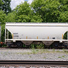 SMBC Rail Services LLC 2-Bay 3281 cu. ft. Covered Hopper No. 33596