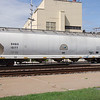 SMBC Rail Services LLC 5-Bay ARI 5650 cu. ft. Pressure Differential Centerflow Covered Hopper No. 15177