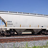 SMBC Rail Services LLC 2-Bay Trinity 3281 cu. ft. Covered Hopper No. 3294449
