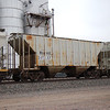 SMBC Rail Services LLC 2-Bay 2980 cu. ft. Covered Hopper No. 30722