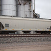 SMBC Rail Services LLC 3-Bay Thrall 5150 cu. ft. Covered Hopper No. 15248