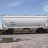SMBC Rail Services LLC 2-Bay FCA 3282 cu. ft. Covered Hopper No. 325469