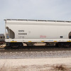 SMBC Rail Services LLC 2-Bay ARI 3258 cu. ft. Centerflow Covered Hopper No. 434989