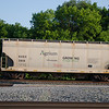 SMBC Rail Services LLC 3-Bay ARI 4275 cu. ft. Centerflow Covered Hopper No. 3818