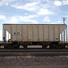 SMBC Rail Services LLC 2-Bay Trinity 3000 cu. ft. Covered Hopper No. 441580