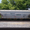 SMBC Rail Services LLC 3-Bay ARI 4275 cu. ft. Centerflow Covered Hopper No. 3555