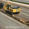 TTX Company 60' Chain Tie-Down Flat Car No. 94043