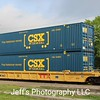 TTX Company 53' Thrall 125-Ton Husky Stack Well Car No. 467714