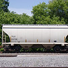 Trinity Industries Leasing Company 2-Bay Trinity 3281 cu. ft. Covered Hopper No. 333726