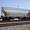 Trinity Industries Leasing Company 2-Bay Trinity 3281 cu. ft. Covered Hopper No. 34904
