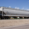 Trinity Industries Leasing Company 4-Bay Trinity 5851 cu. ft. Covered Hopper No. 586072