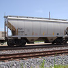 Trinity Industries Leasing Company 2-Bay Trinity 3281 cu. ft. Covered Hopper No. 337591