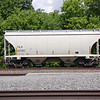 Trinity Industries Leasing Company 2-Bay Trinity 3281 cu. ft. Covered Hopper No. 337551