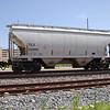 Trinity Industries Leasing Company 2-Bay Trinity 3281 cu. ft. Covered Hopper No. 334998