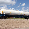 Trinity Industries Leasing Company Trinity 21,964 Gallon Difluoroethane Tank Car No. 401541