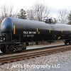 Trinity Industries Leasing Company Trinity 30,000 Gallon Tank Car No. 361150