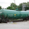 Trinity Industries Leasing Company Trinity 23,000 Gallon Tank Car No. 261197