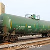 Trinity Industries Leasing Company Trinity 23,000 Gallon Tank Car No. 261205