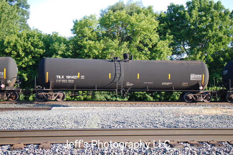 Trinity Industries Leasing Company Trinity 23,460 Gallon Tank Car No. 191427