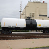 Trinity Industries Leasing Company Trinity 21,372 Gallon Methyl Chloride Tank Car No. 402313