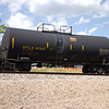 Union Tank Car Company 26,544 Gallon Tank Car No. 601643