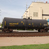 Union Tank Car Company 23,292 Gallon Tank Car No. 646444