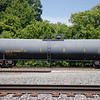 Union Tank Car Company 24,684 Gallon Tank Car No. 208550
