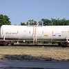 Union Tank Car Company 24,552 Gallon Hydrochloric Acid Tank Car No. 130433