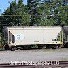 VTG Rail Incorporated 2-Bay 3000 cu. ft. Covered Hopper No. 3016