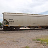 Wells Fargo Rail 3-Bay NSC 5150 cu. ft. Covered Hopper No. 508531