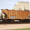 Wells Fargo Rail 2-Bay 2917 cu. ft. Covered Hopper No. 11212