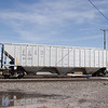 Wells Fargo Rail 3-Bay 4750 cu. ft. Covered Hopper No. 21559