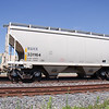 Wells Fargo Rail 2-Bay Trinity 3281 cu. ft. Covered Hopper No. 331164