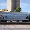 Wells Fargo Rail 3-Bay 4275 cu. ft. Covered Hopper No. 21557
