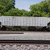Wells Fargo Rail 3-Bay 4750 cu. ft. Covered Hopper No. 20746