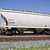 Wells Fargo Rail 2-Bay Trinity 3281 cu. ft. Covered Hopper No. 331181